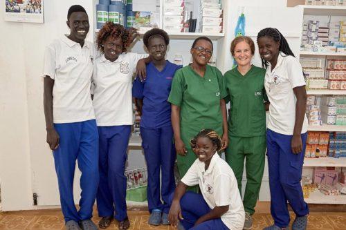 Loreto Clinic staff