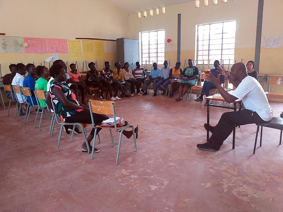 building teacher cohesion 1