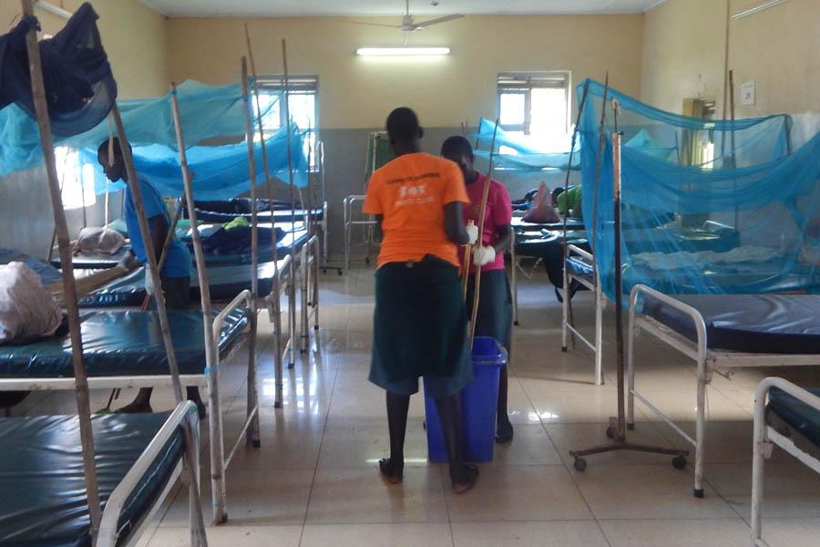 hospital visit 2018-9