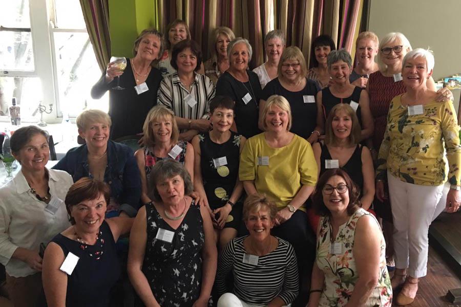 Loreto Nottingham reunion 2019
