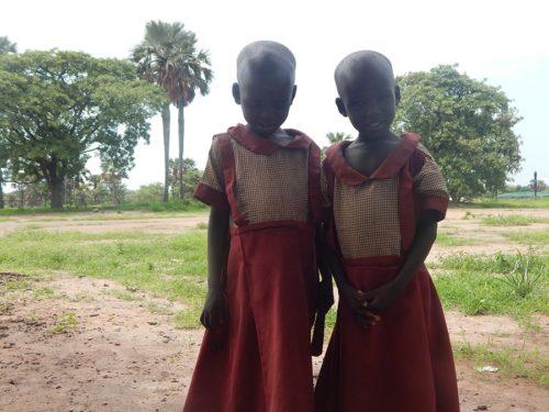 Twins at Loreto Rumbek